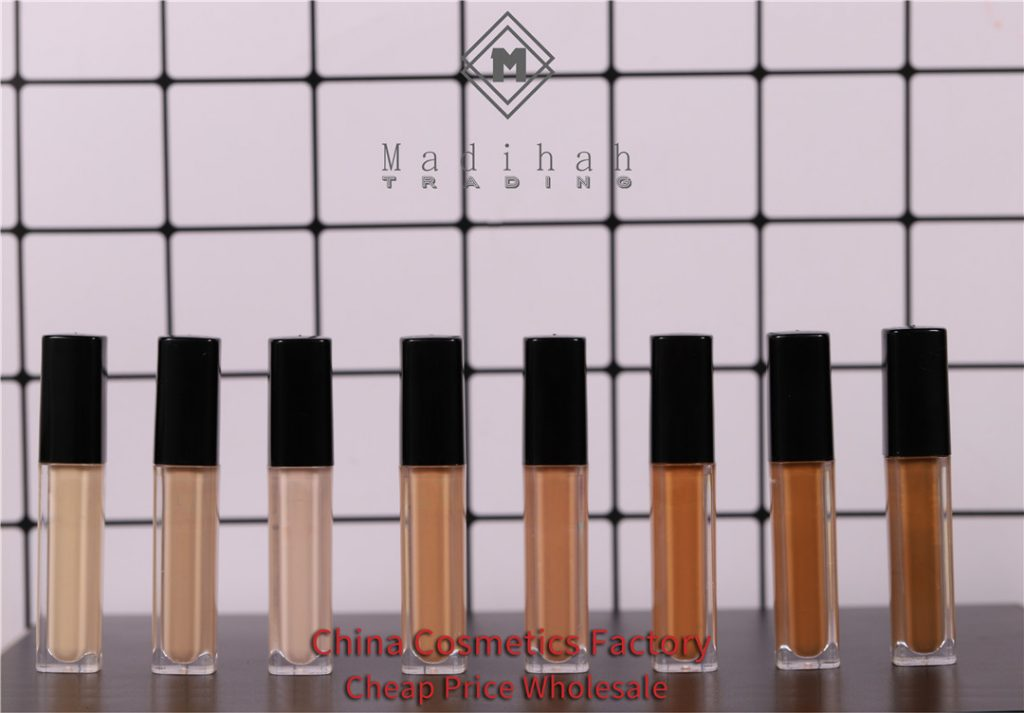 Madihah perfecting liquid foundation