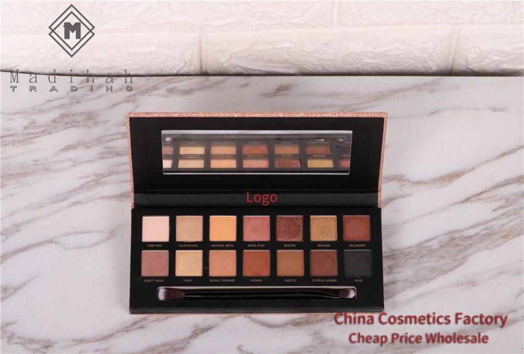 Madihah 14 colors makeup eyeshadow palettes 02