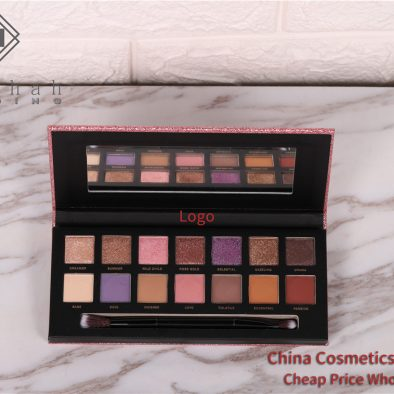 Madihah 14 colors makeup eyeshadow palettes 03