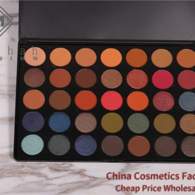 Madihah 35 colors makeup eyeshadow palettes 04