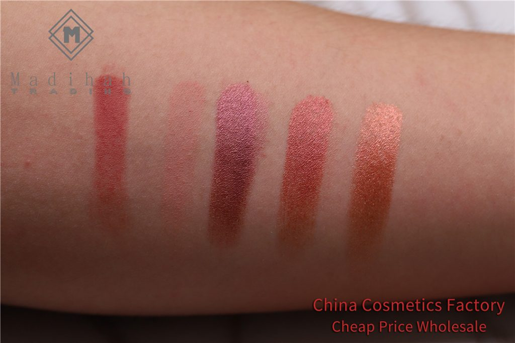 Madihah Single Eyeshadow Swatches 02