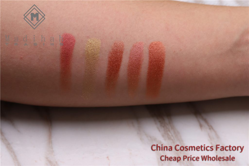 Madihah Single Eyeshadow Swatches 03
