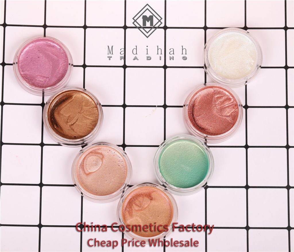 Madihah Liquid Highlighter Cream Eyeshadow 02