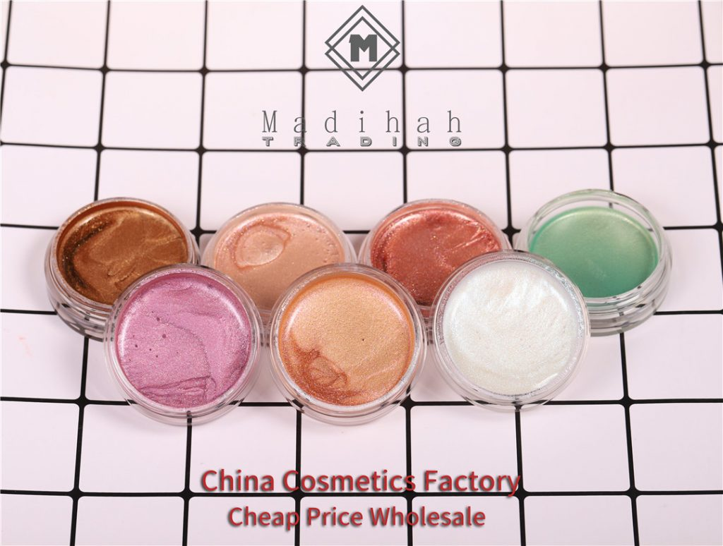 Madihah Liquid Highlighter Cream Eyeshadow 04