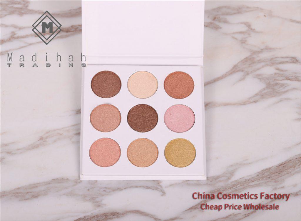 Madihah Highlighter Powder Palette