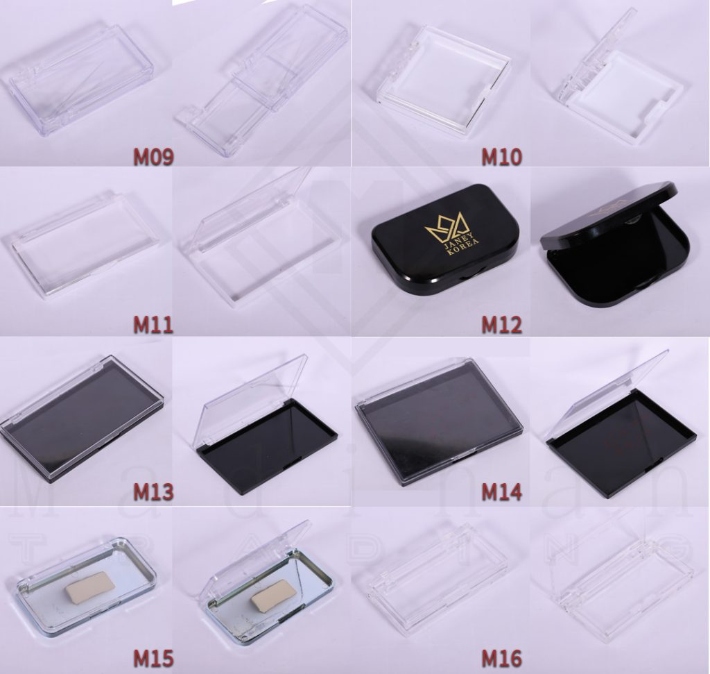 Madihah Customized Eyelash Extensions Cases Packaging 2