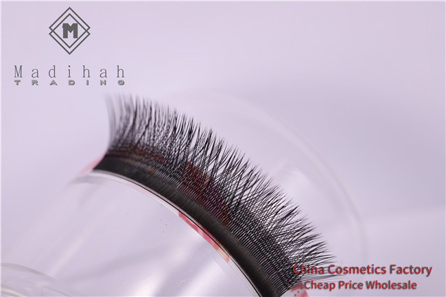Madihah Y Shape Grafting Eyelashes Extensions