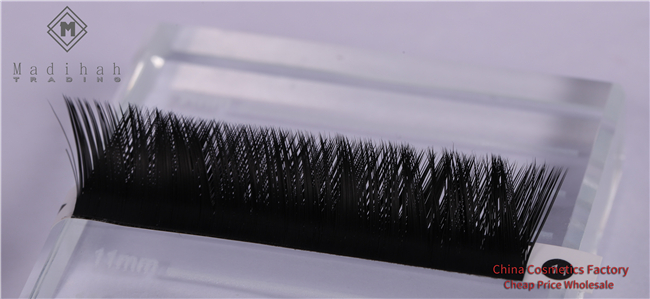 Madihah Easy Fan VV Shape Eyelashes Extensions