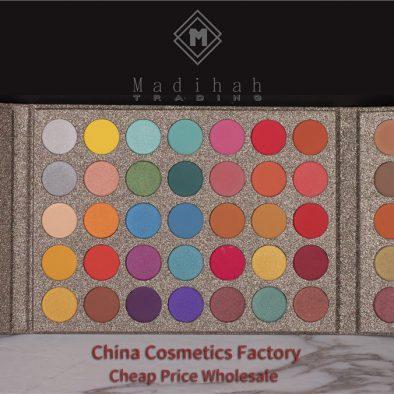 Madihah 65 colors makeup palettes