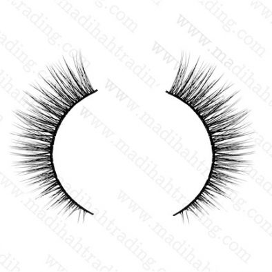 Madihah Synthetic Mink Eyelashes Extensions 04