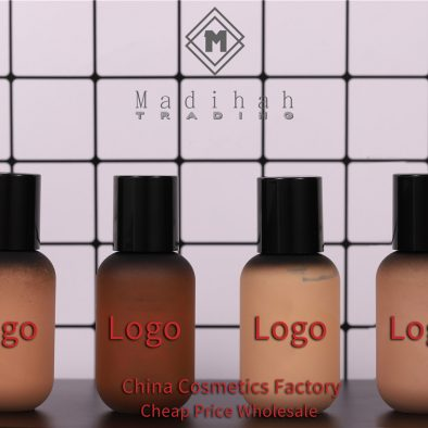 Madihah flawless liquid foundation