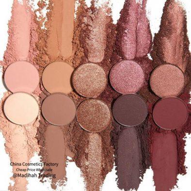 Madihah Cosmetics Single Eyeshadow Pans